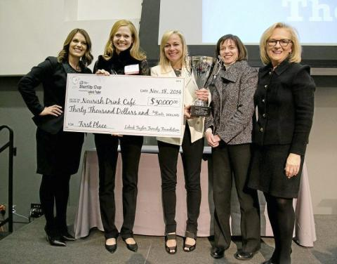 TCC Startup Cup winners announced