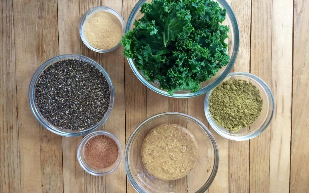 6 Superfood Boosters to Supercharge Your Blend